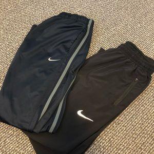 Men's Nike pants 2 pairs